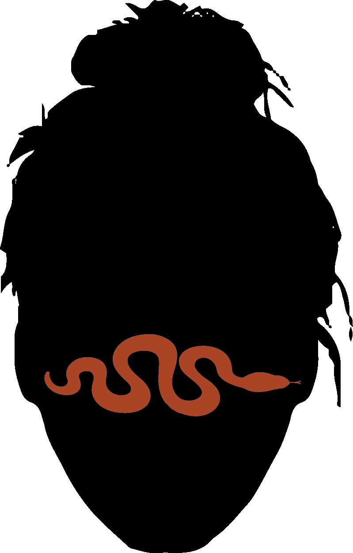 Mustache bushy