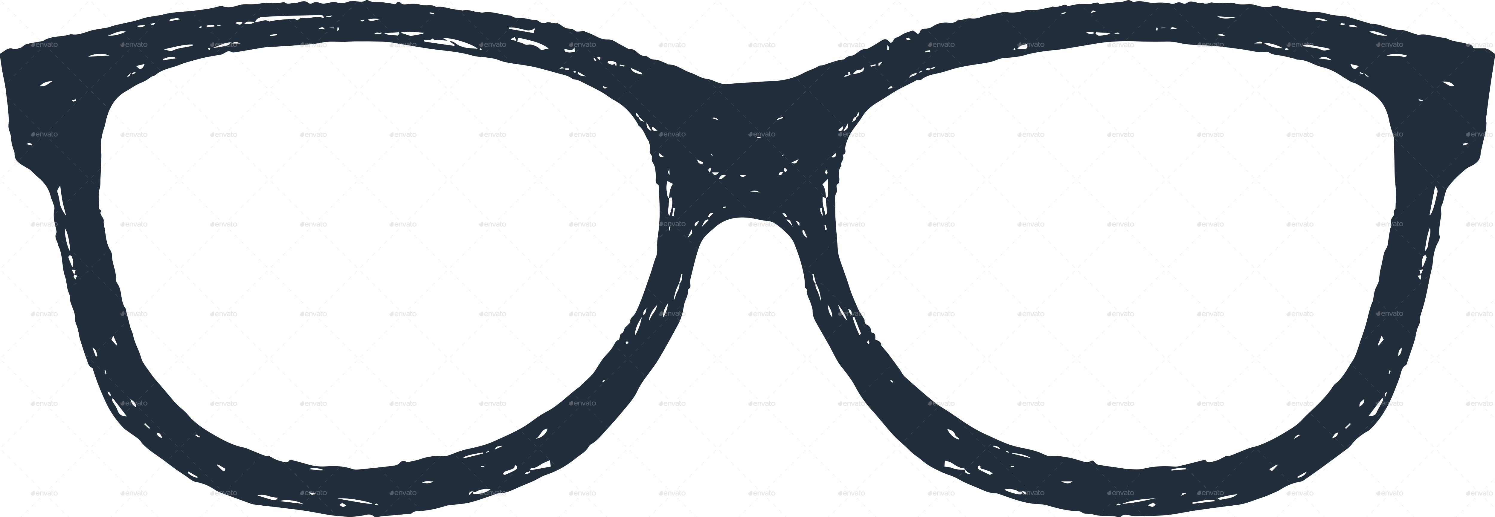 Sunglasses clipart horn rimmed glass. Hipster glasses transparent png
