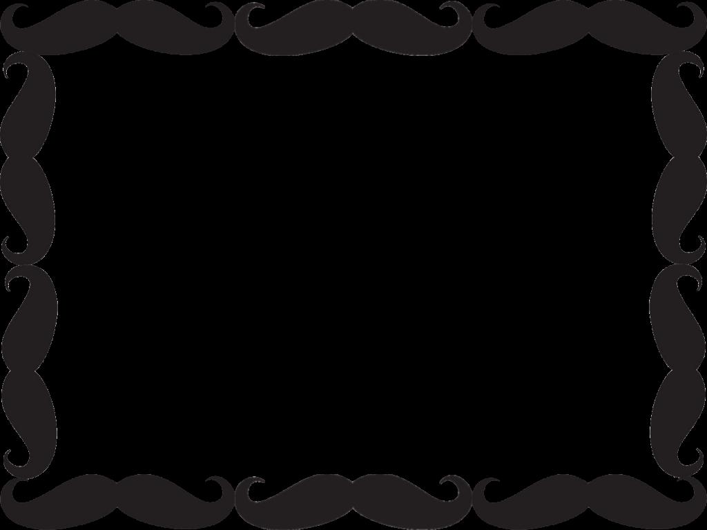 Einstein clipart mustache. Black moustache cadre photo