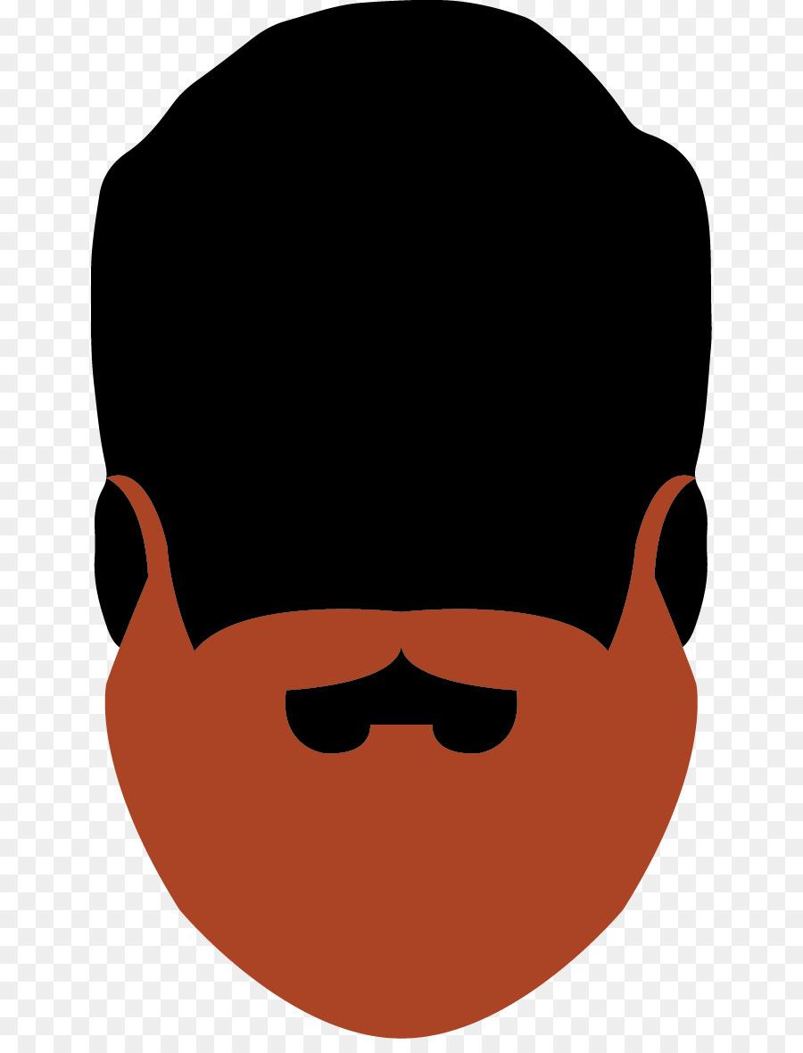 Moustache cartoon . Clipart mustache dap