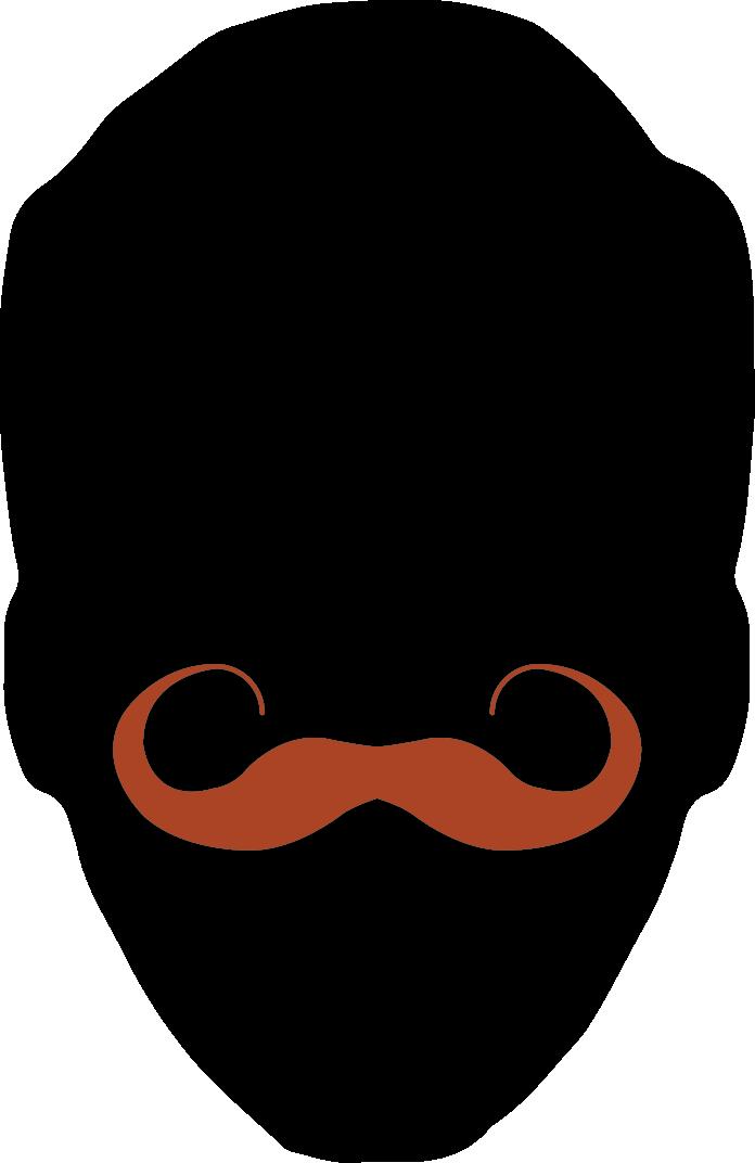 Moustache clipart fu manchu. Austin facial hair club