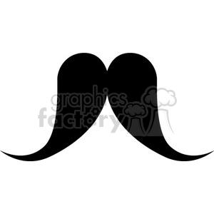 Mustache clipart western. Fancy royalty free