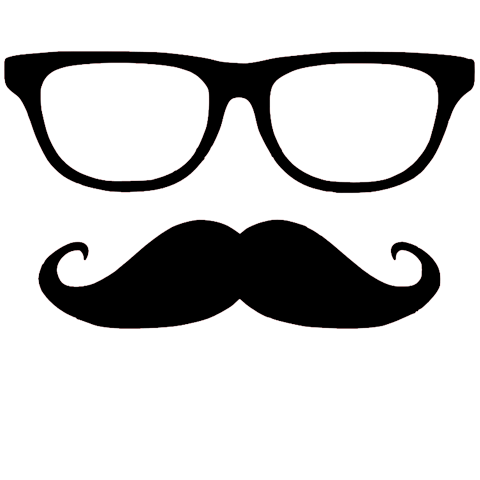Clipart mustache glass. Free glasses png download