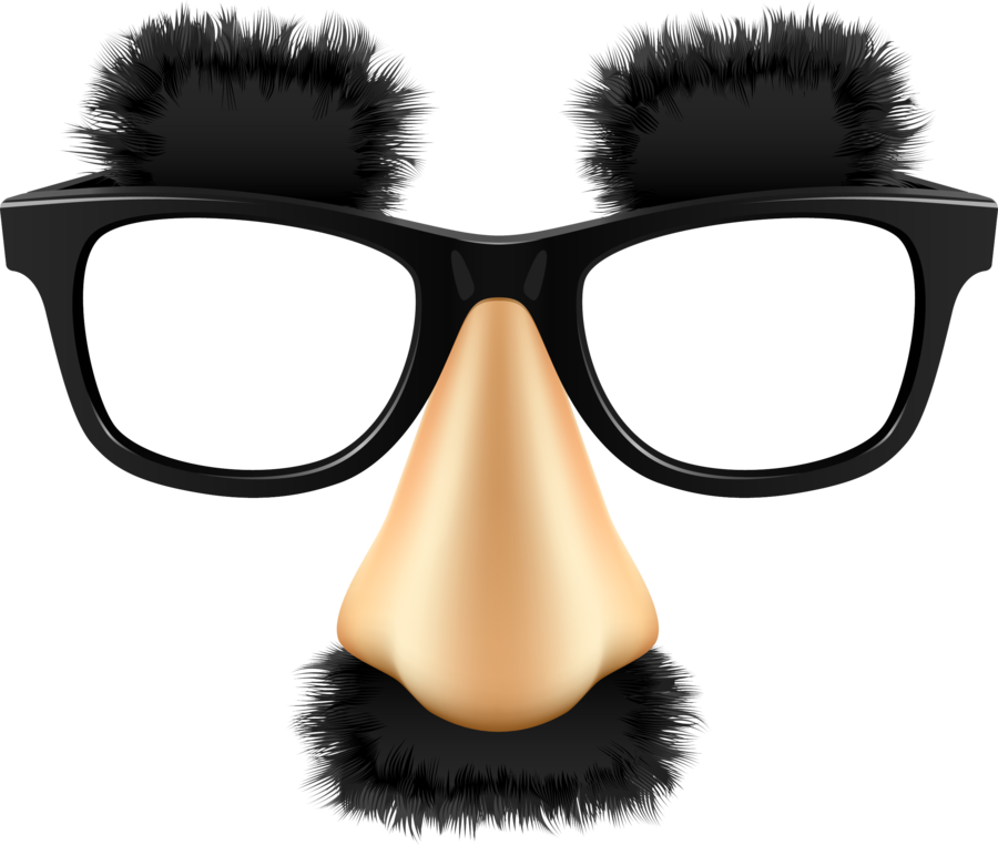 Sunglasses clipart fun glass. Groucho glasses by mike