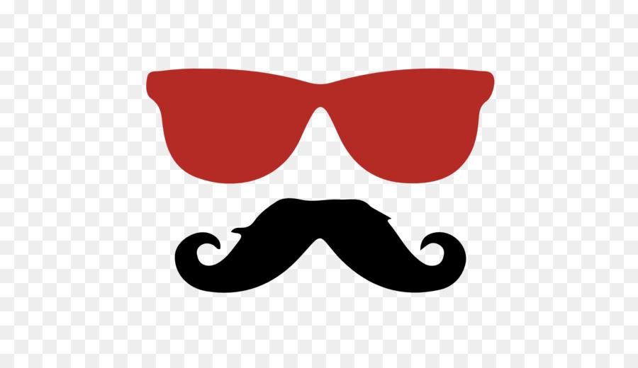 Moustache clipart sunglasses. Cartoon beard glasses