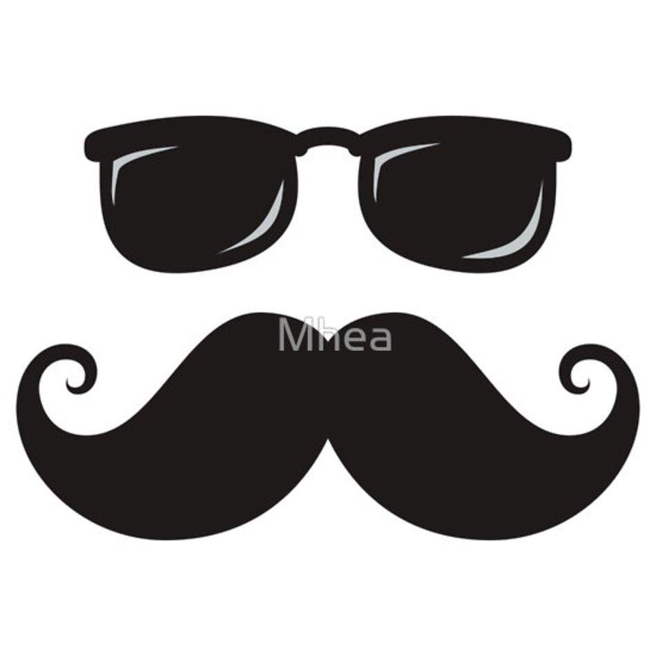 Clip art n free. Mustache clipart handlebar mustache