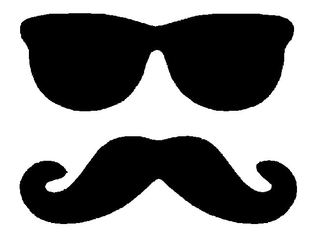 Graphics for handlebar clipartix. Mustache clipart handle bar