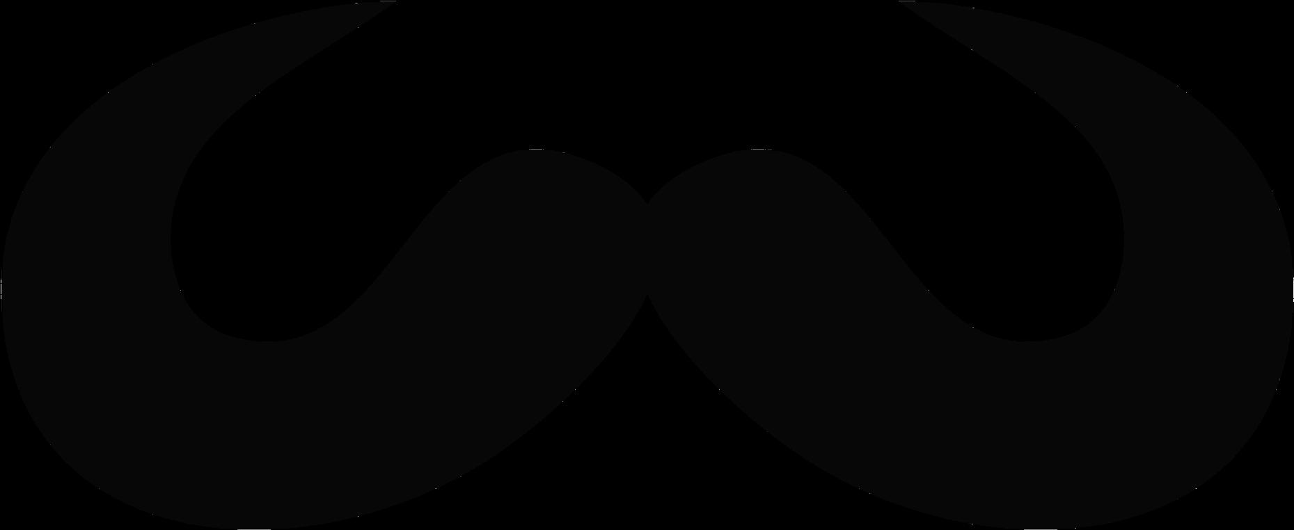 Men moustache png transparent. Clipart mustache high resolution