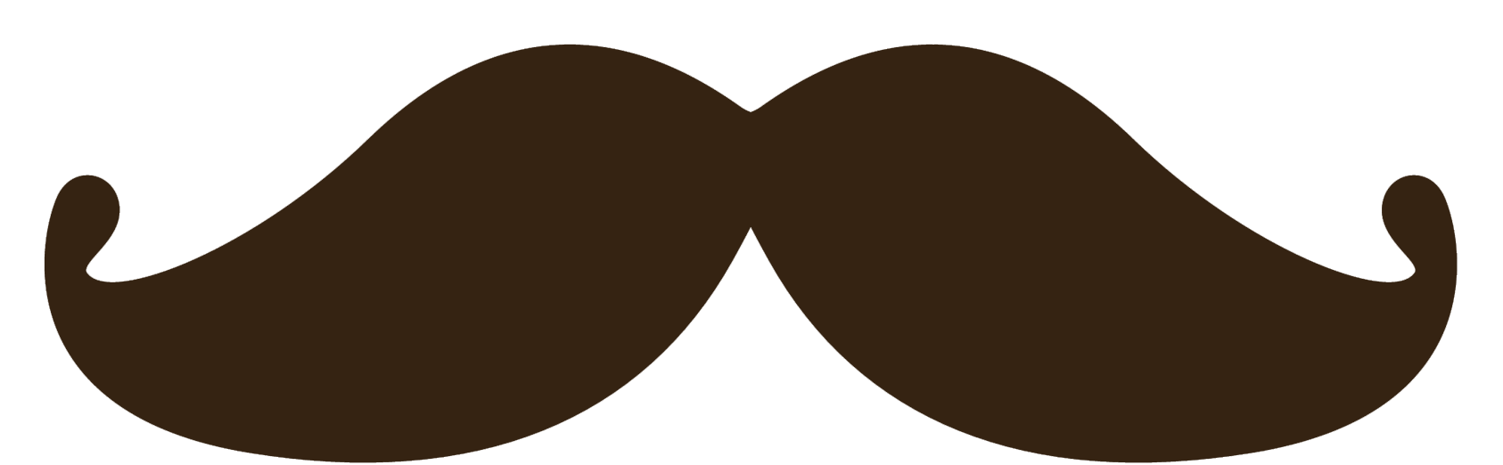 Clipart mustache hipster. Brown hair mexican pencil