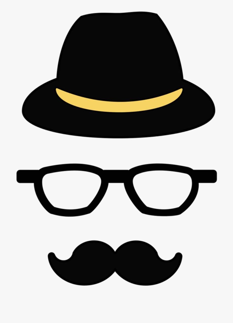 Png transparent cartoon free. Clipart mustache hipster
