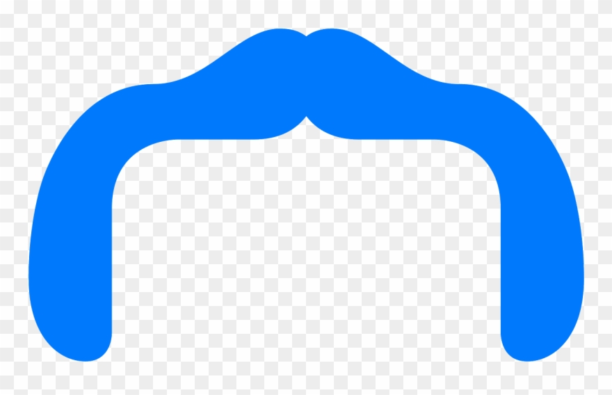 Download . Mustache clipart horseshoe