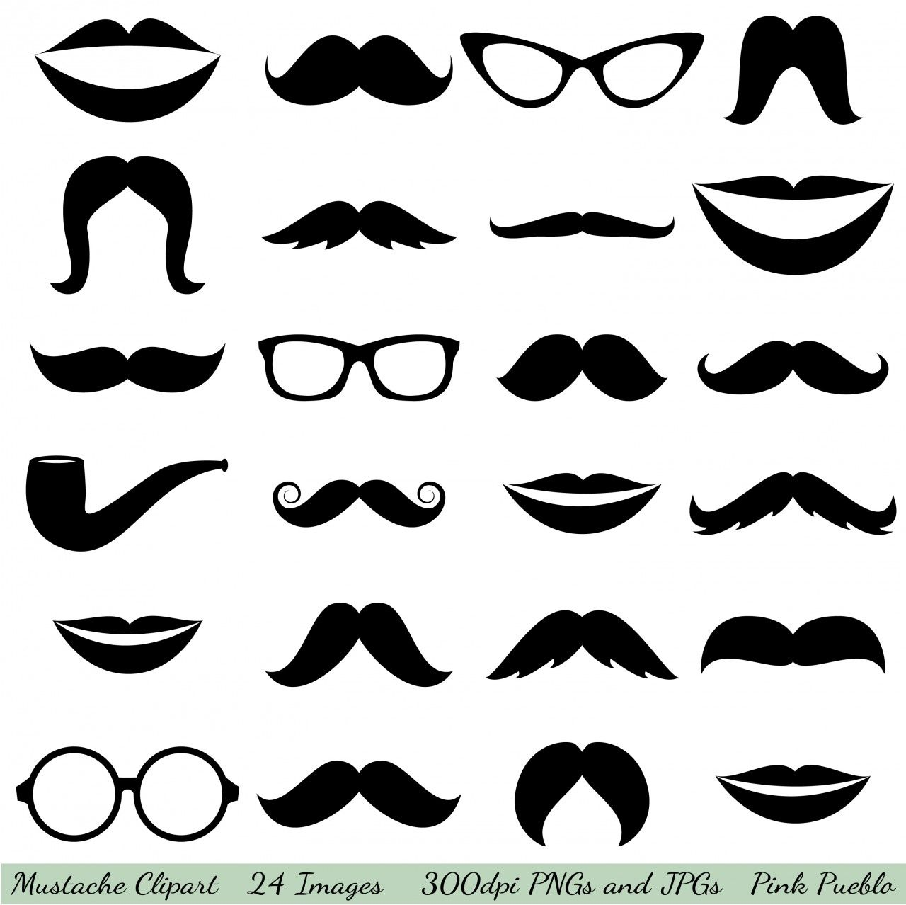 Clip art glasses lips. Clipart mustache jpeg