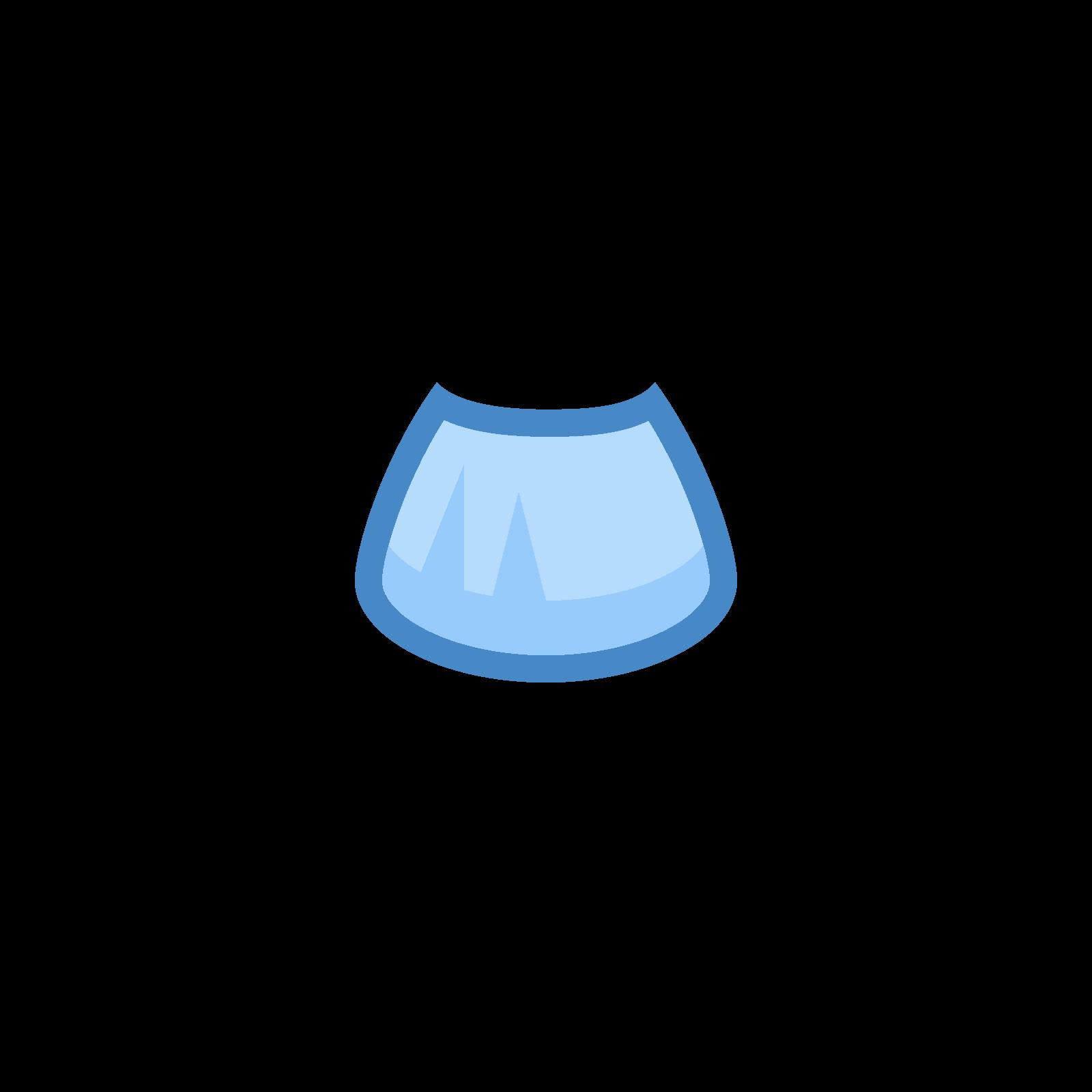 Chaplin icon kostenloser download. Clipart mustache light blue