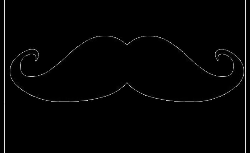 Clipart mustache milk mustache. Clip art for word
