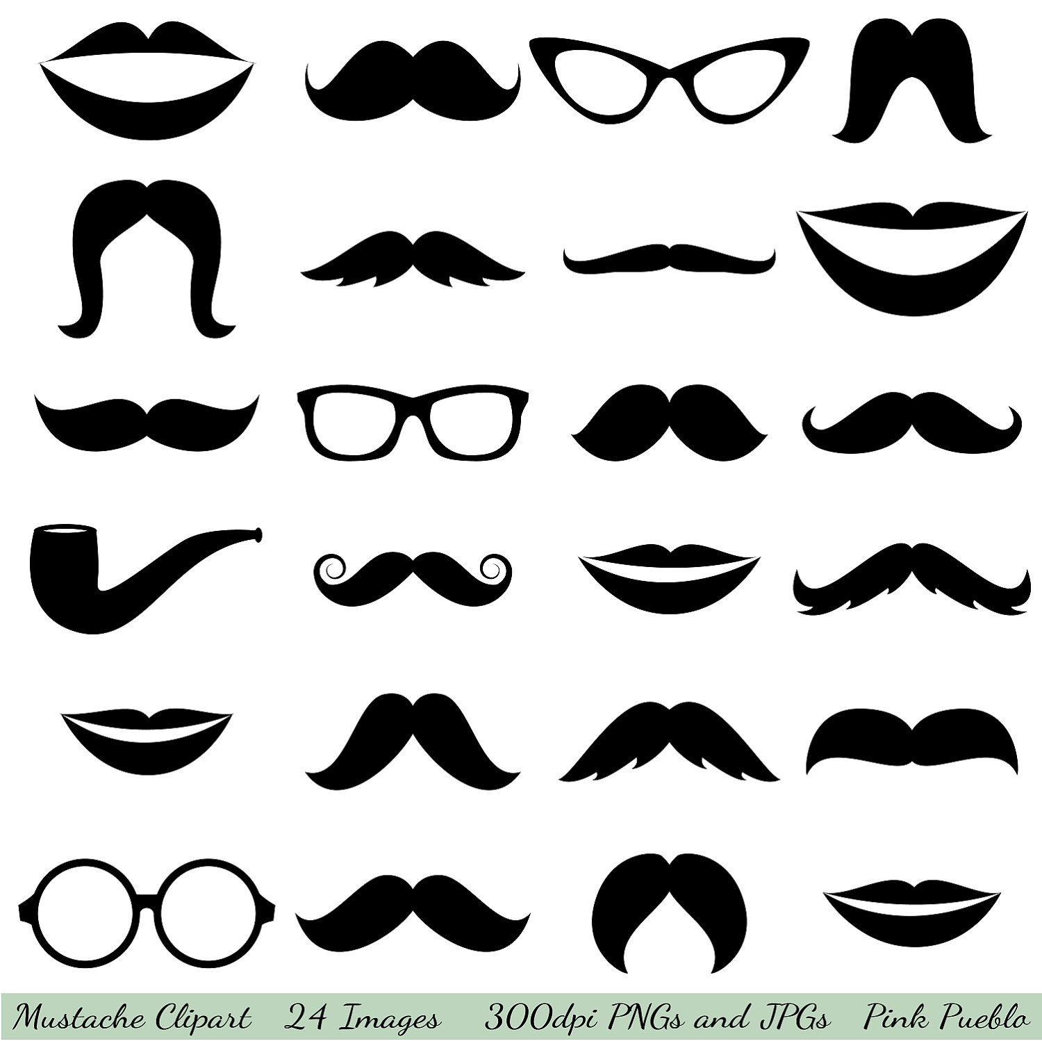 Free mustache cliparts download. Moustache clipart mooch