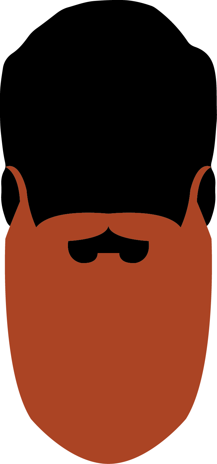 Austin club wbmc categories. Moustache clipart facial hair