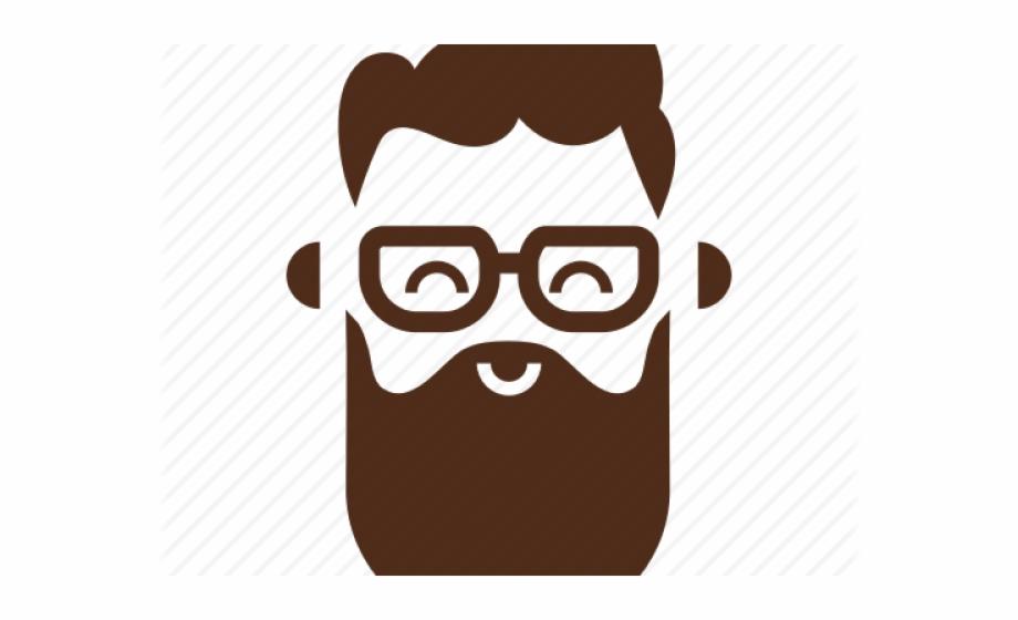 Mustache geek illustration pngtube. Moustache clipart geeky glass