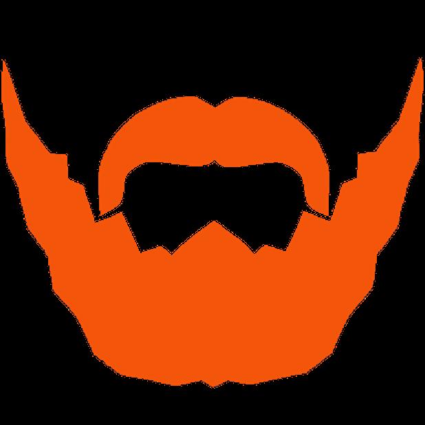 Moustache clipart mooch. Beard png images free