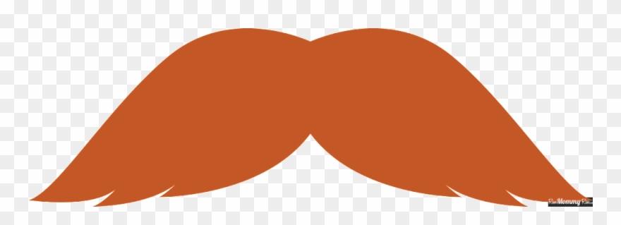 Moustache clipart orange. Movember png transparent
