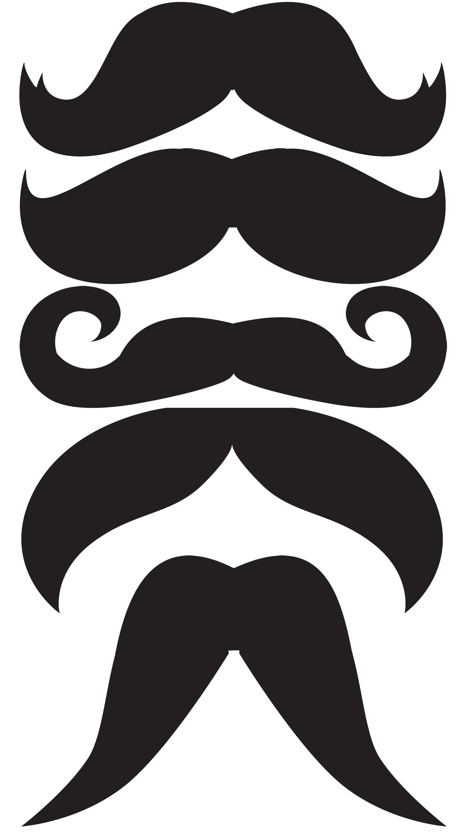 Clipart mustache photo booth. Printables library clip art