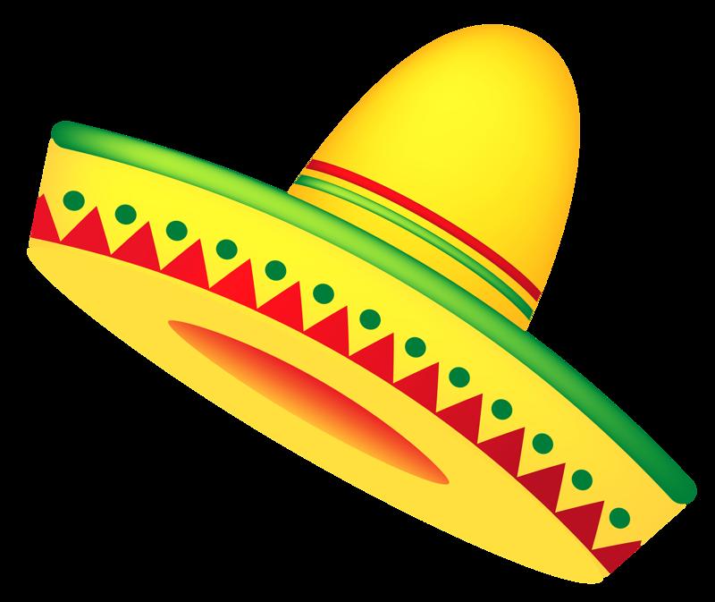 Moustache clipart poncho mexican.  png pinterest hat