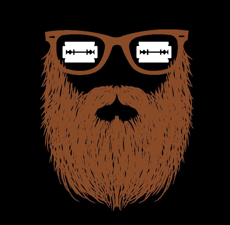 Moustache clipart short beard. Png images free download