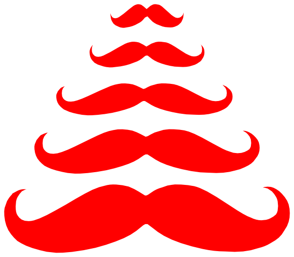 Moustache clipart lip. Tree clip art at