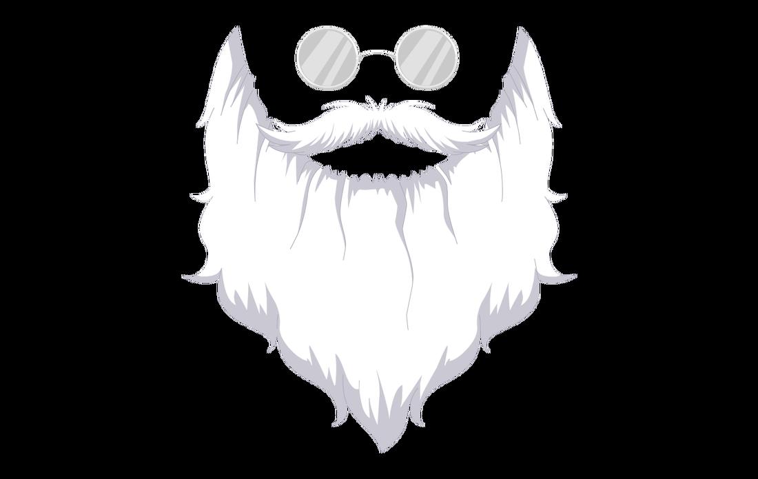 Moustache clipart santa. Beard transparent png pictures