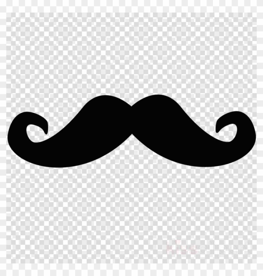 Download transparent png moustache. Mustache clipart swag