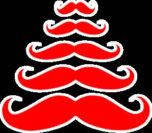 Clip art at clker. Clipart mustache tree