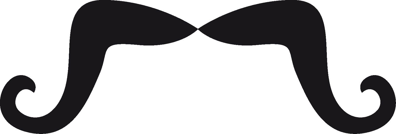 Moustache clipart transparent background. Png images all