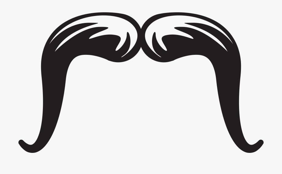 Mustache clipart trucker. Moustache stache