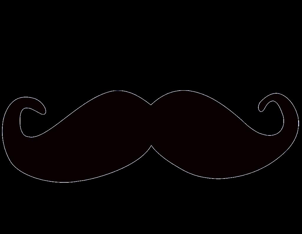 collection of mustache. Moustache clipart psd