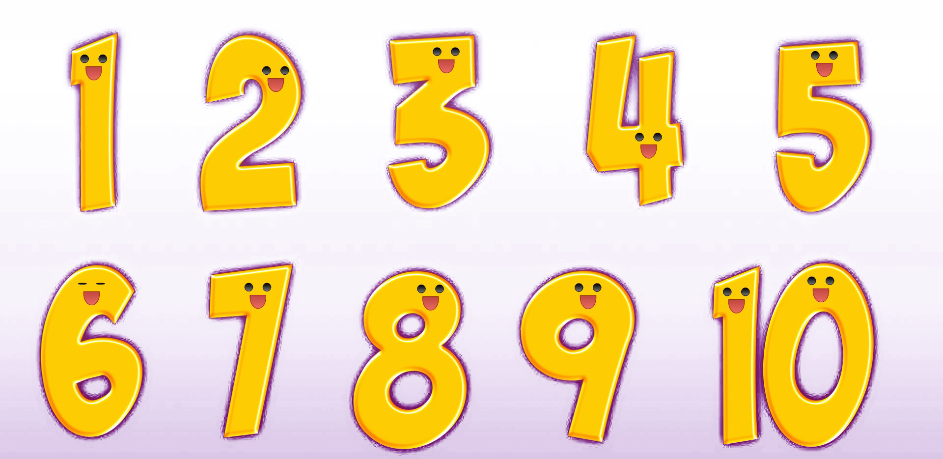 to numbers png. Number clipart natural number