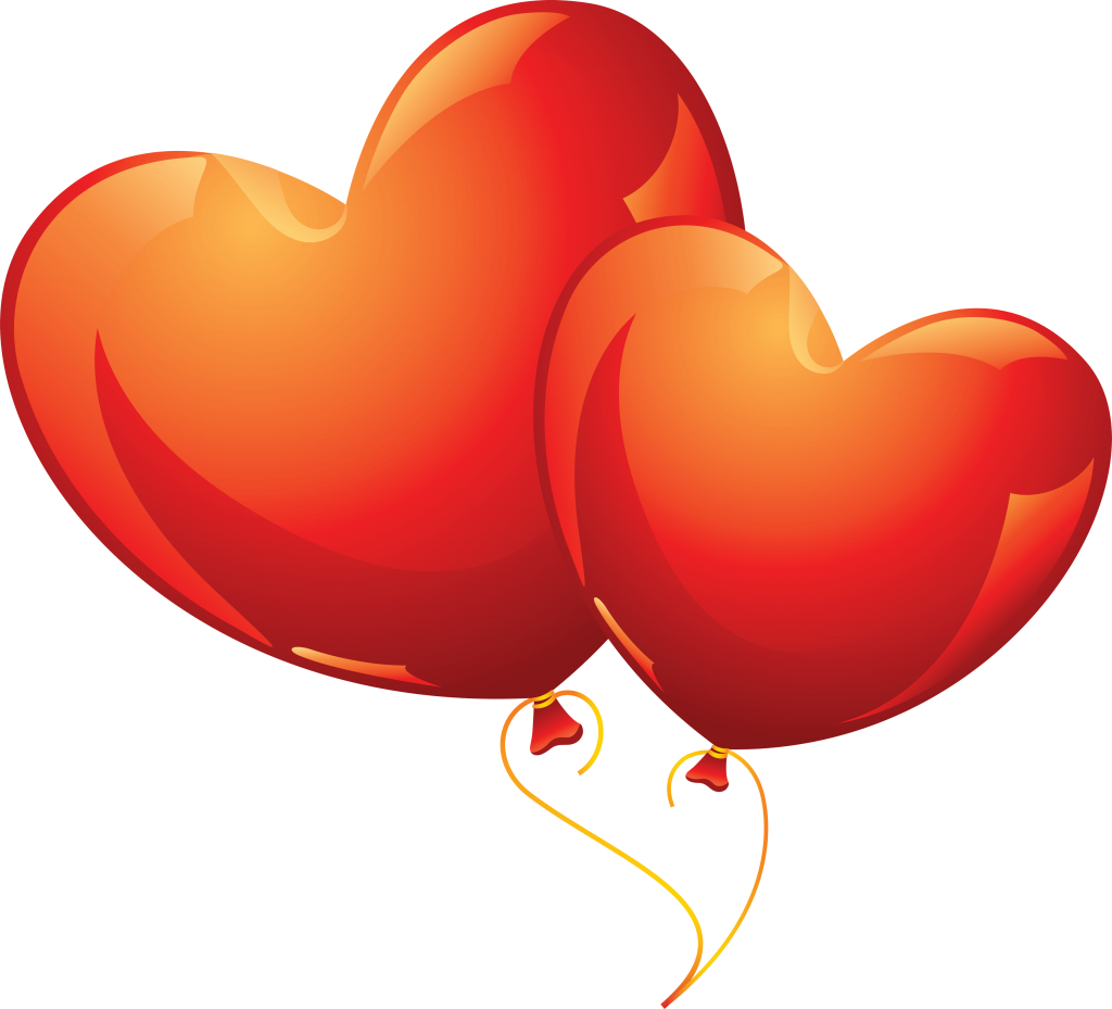 Clipart numbers balloon. Red free png and