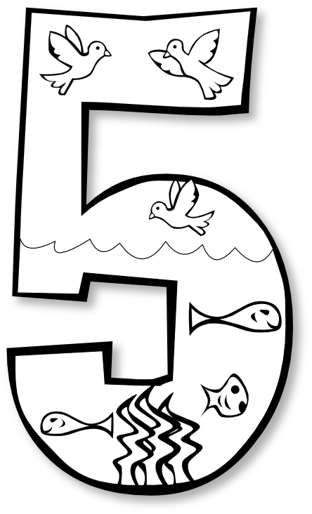 Clipartist net search results. Number 1 clipart black and white