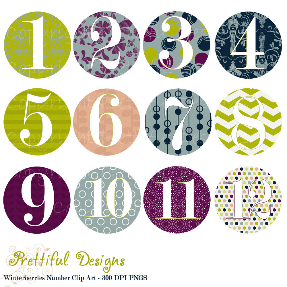 Free cliparts download clip. Number 1 clipart decorative