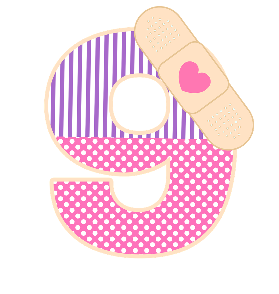 Clipart numbers doc mcstuffins. Pin by art on