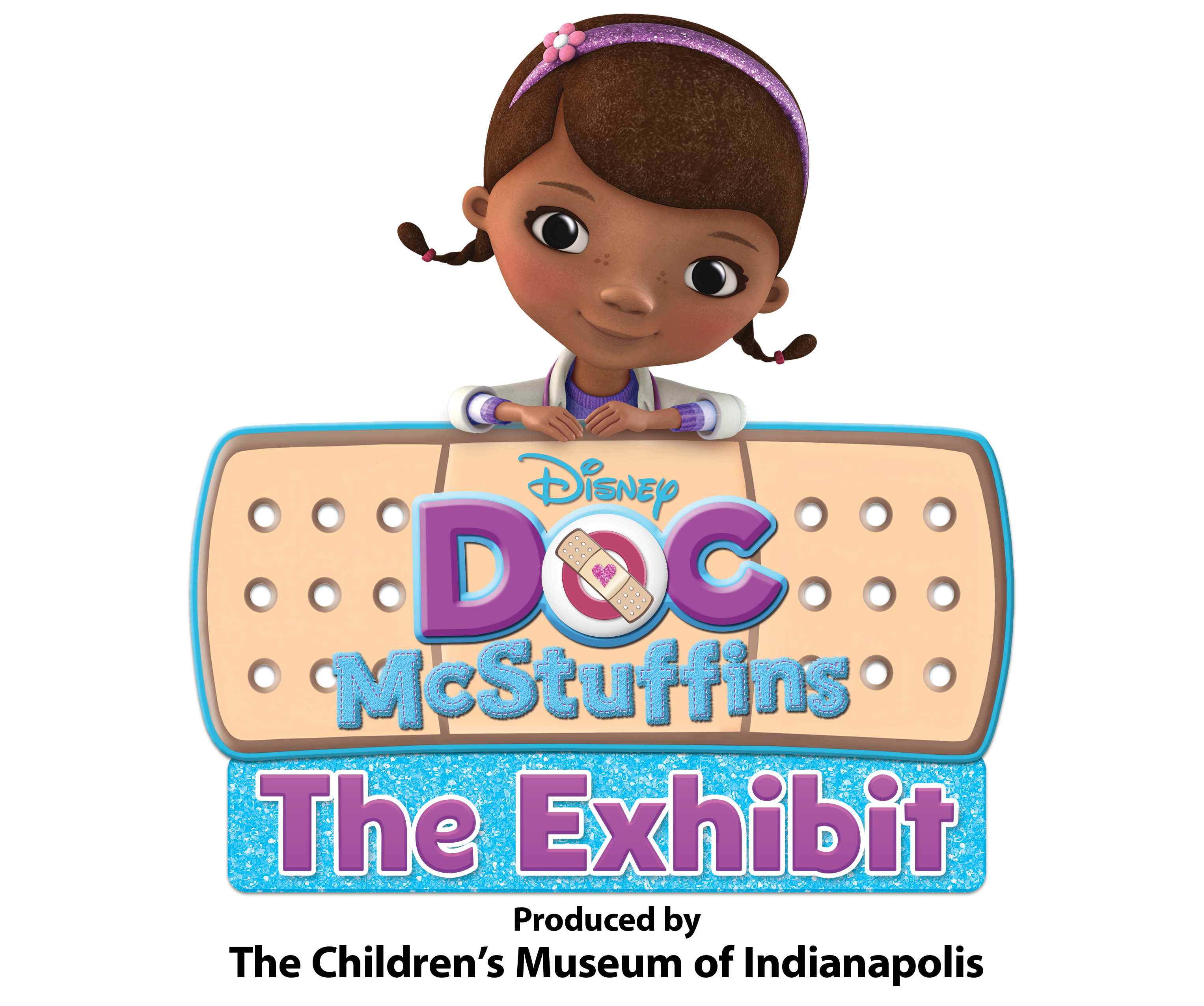 Doc mcstuffins the exhibit. Diapers clipart baby activity