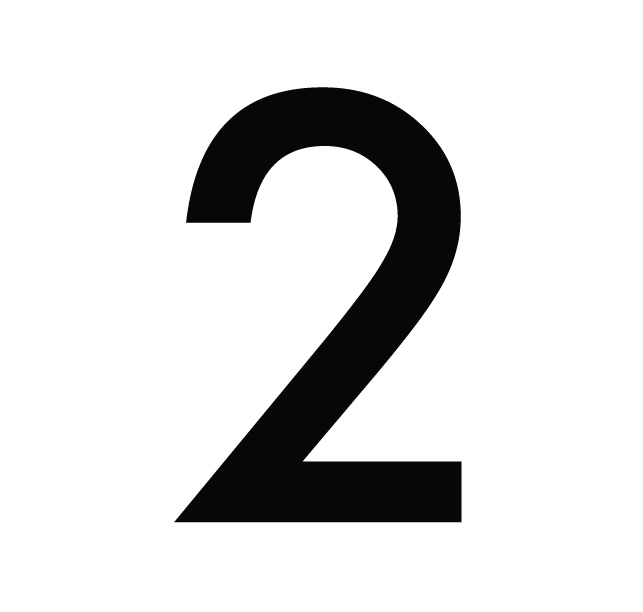 Number 2 clipart green. Numbers png images free