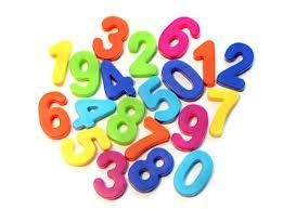 Numbers clipart jumbled. Clip art library
