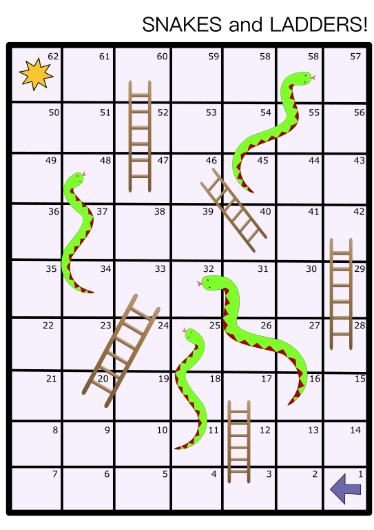 Ladder clipart svg. File snakes and ladders