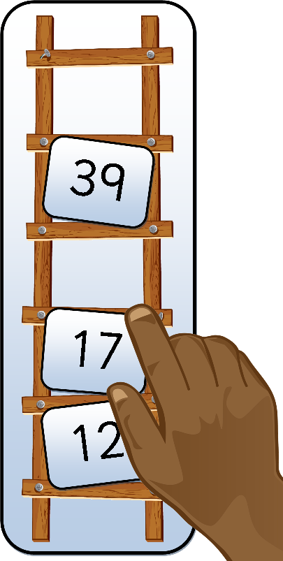 Free on dumielauxepices net. Clipart numbers ladder