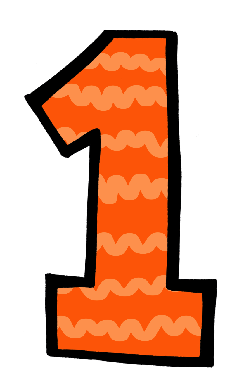 One five for friday. Test clipart fsa
