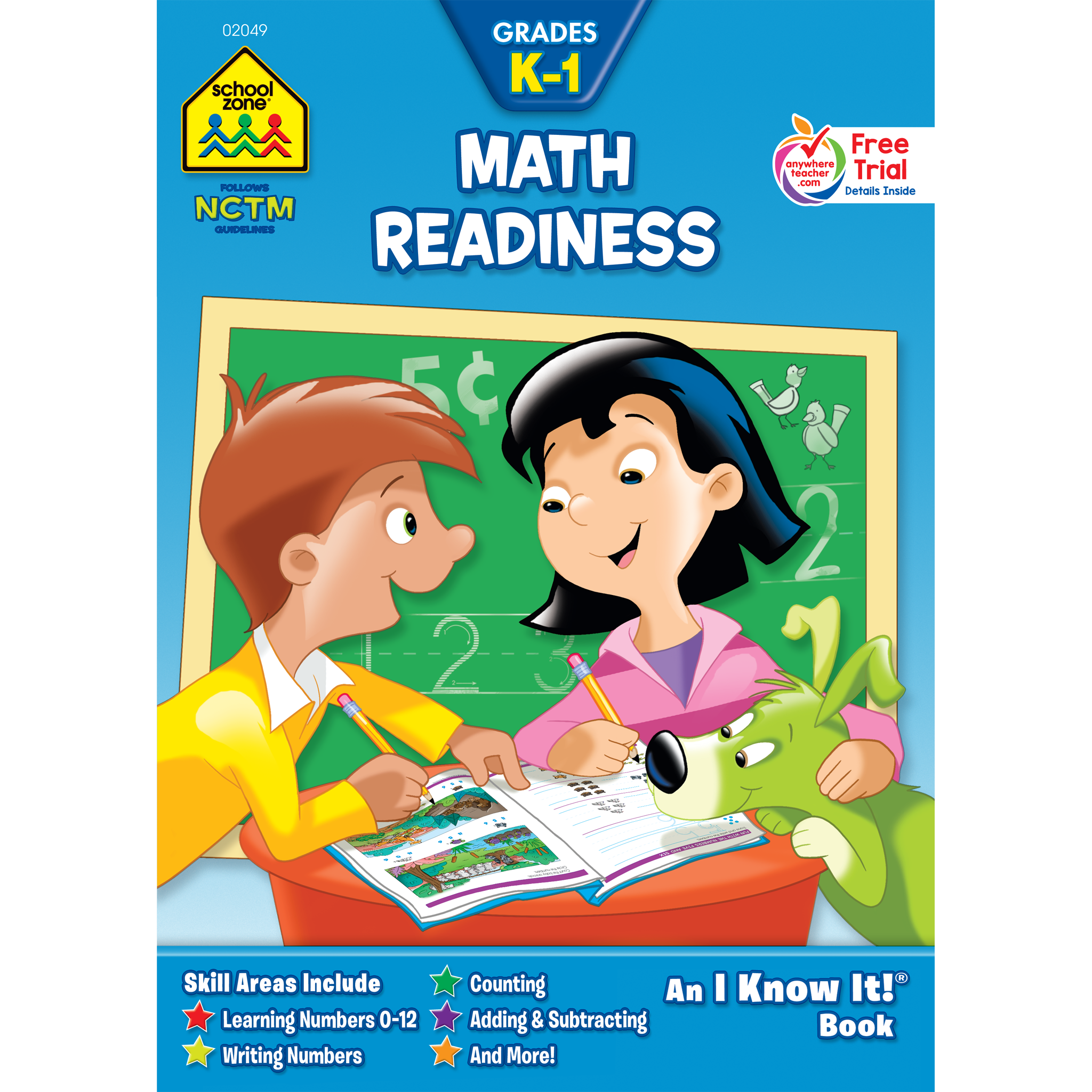 Math k workbook helps. Clipart numbers readiness