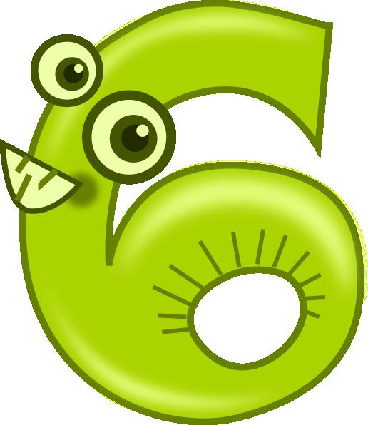 Number 3 6 number