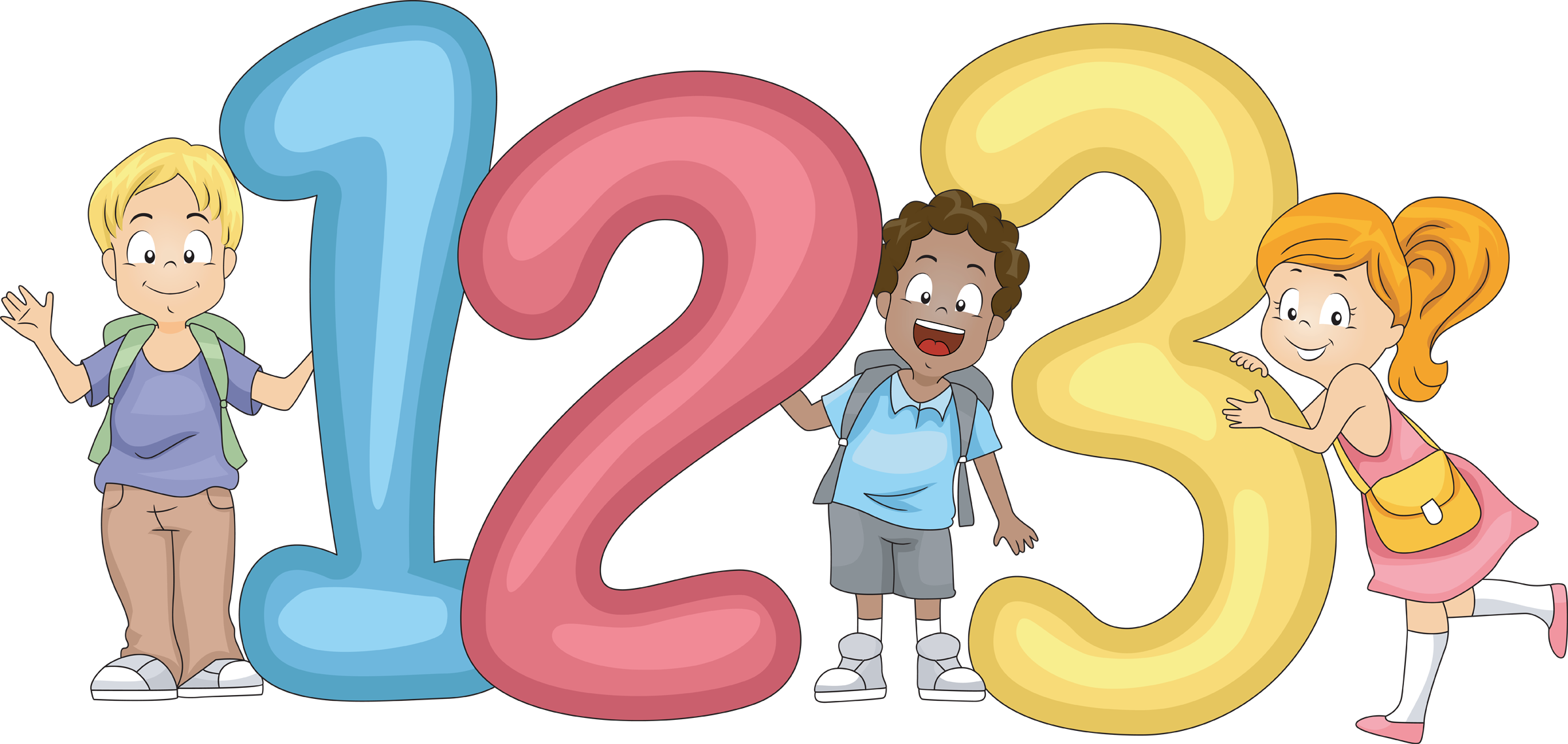 Child number kids transprent. Photography clipart cartoon
