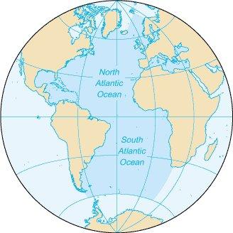 Free graphics images . Clipart ocean atlantic ocean