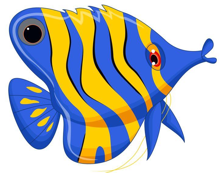 Station . Fish clipart ocean