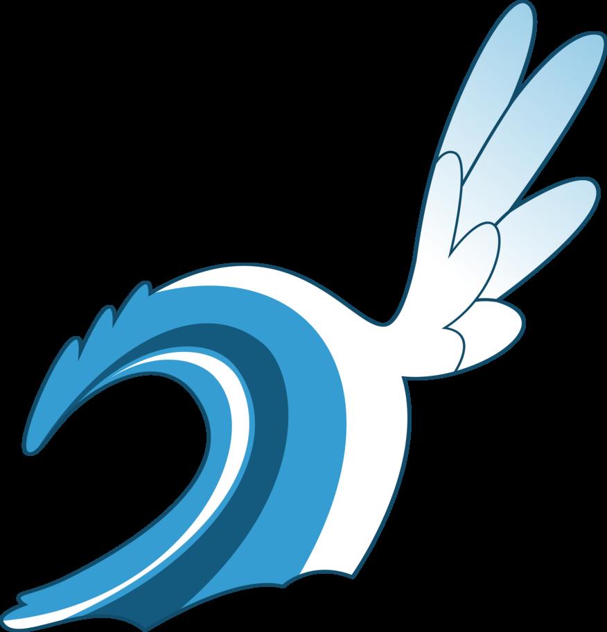 Commission cutiemark by budgeriboo. Clipart ocean ocean breeze